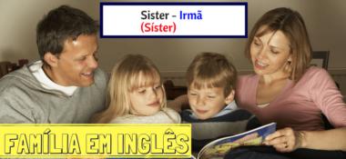 familia em inglês